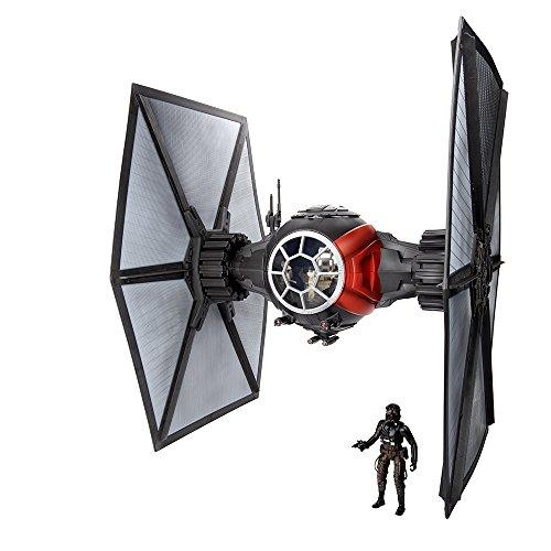 Star-Wars-Nave-de-batalla-Tie-Fighter-con-piloto-Primera-Orden-Hasbro-B3954eu6-0