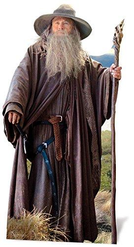 The-Hobbit-Reproduccin-Gandalf-El-seor-de-los-anillos-Star-Cutouts-sc667-0