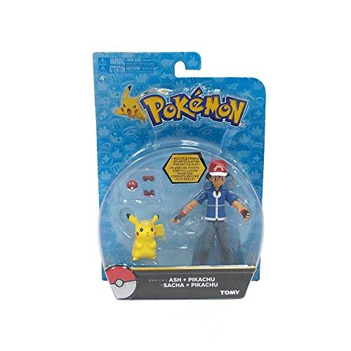 Tomy-Ash-Pikachu-figuras-de-juguete-para-nios-Multi-De-plstico-Nionia-Accin-Aventura-Pokemon-0-0